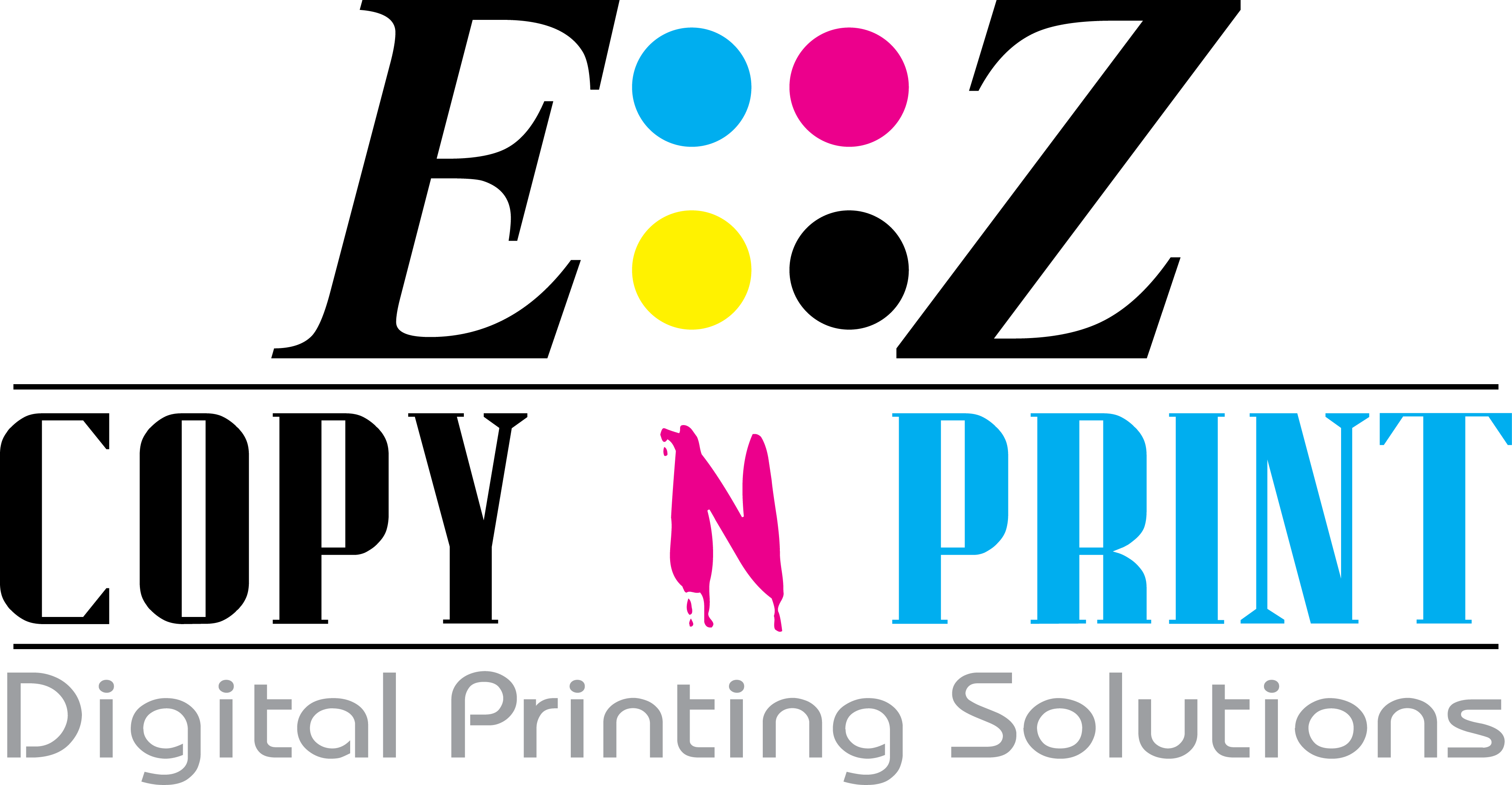 Logo of EZ Copy and Print