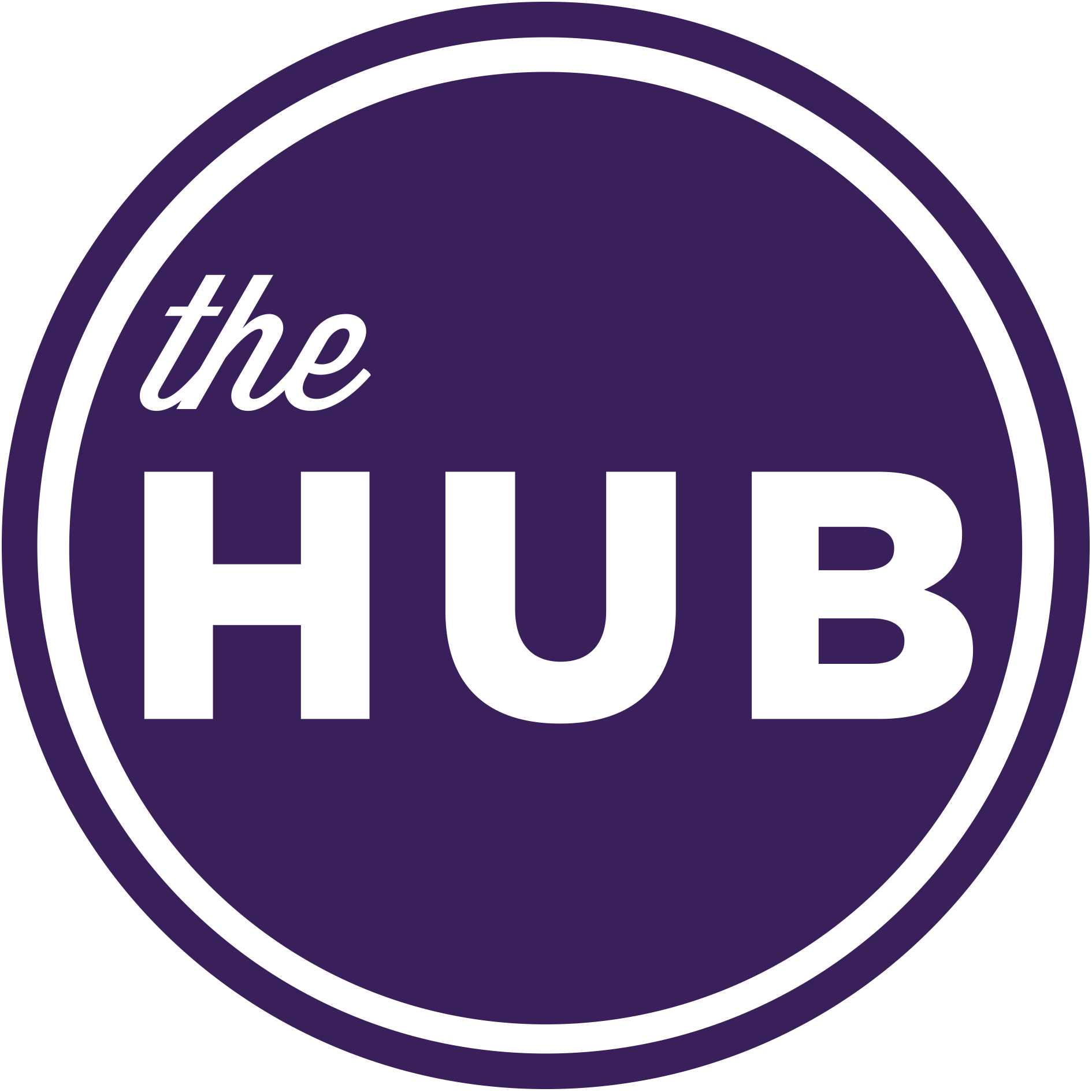 Logo of HUB