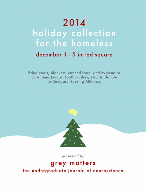 Grey Matters' Clothing & Food Drive